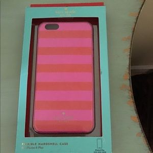Kate Spade hard shell iPhone 6 Plus case